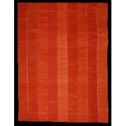 Tapis Contemporain Rouge - Galerie Triff
