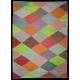 Kilim neuf - Motif contemporain - BA13044