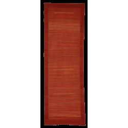 Kilim contemporain - Couloir Rouge