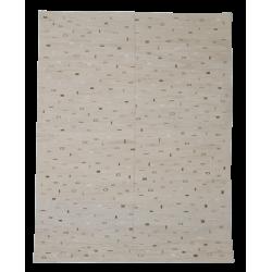 white modern Rug