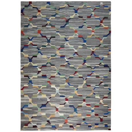 grand tapis gris paris