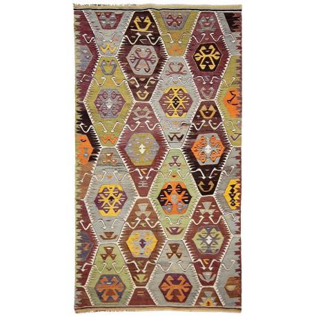 tapis couleurs pastels