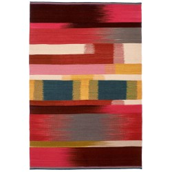 Contemporary rug colored paris
