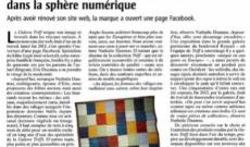 La galerie TRIFF déroule ses kilims dans la sphère du numérique