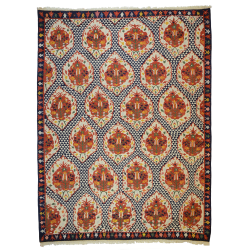 Oriental rug -New kilim – Traditional pattern