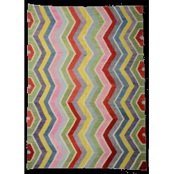 Tapis Contemporain Paris -Zizag - Galerie Triff