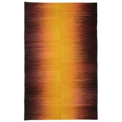 Tapis ikat Paris - Kilim neuf - Motif contemporain