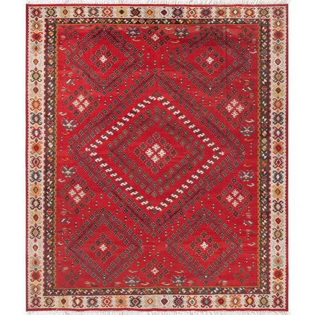 oversize Şarköy Kilim antique paris