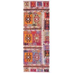 Çal Kilim vintage rug corridor size paris
