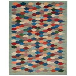 Multicolor rug