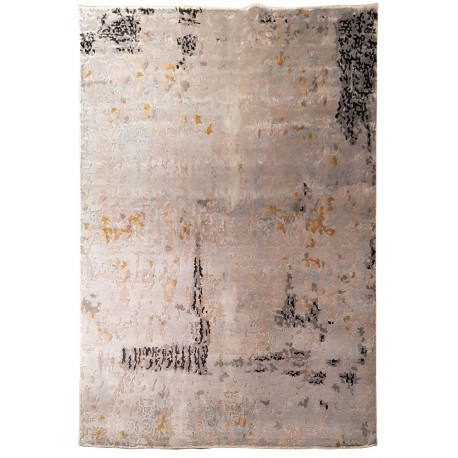 Knotted rug - Contemporary pattern Paris