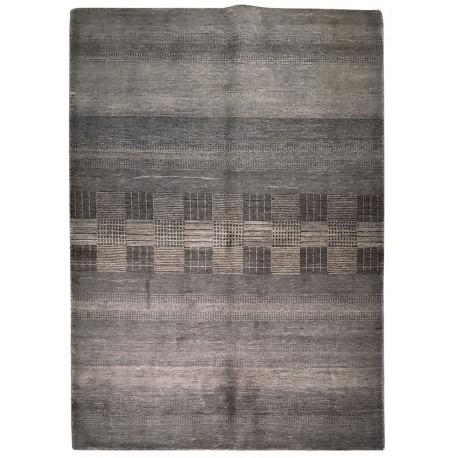 grey contemporary rug