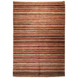 tapis moderne rayé paris