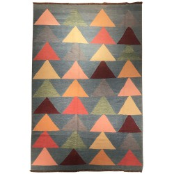 Kilim neuf - Motif traditionnel