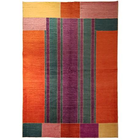 Contemporary rug colored paris
