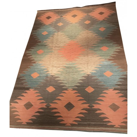 oversize rug paris soft colors