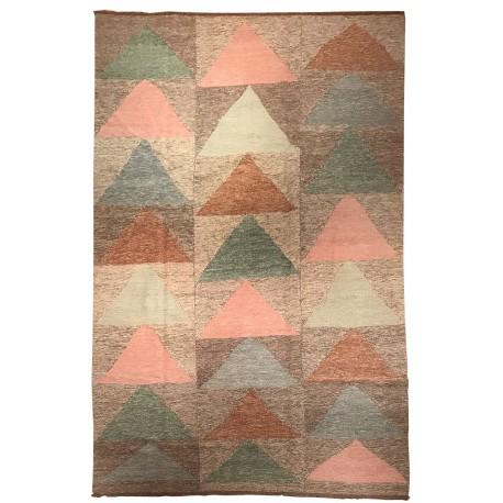 oversize rug paris soft colors