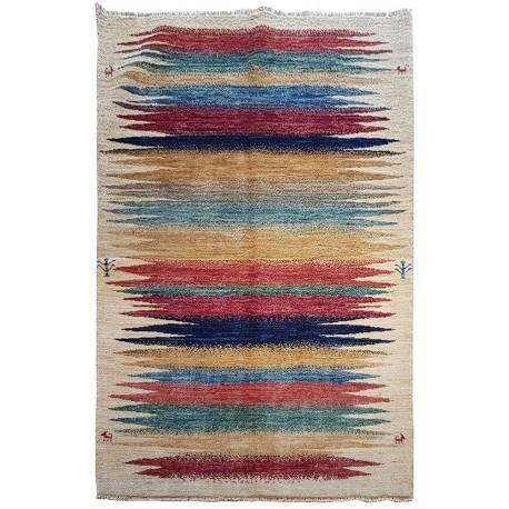 tapis noué de belle qualité paris