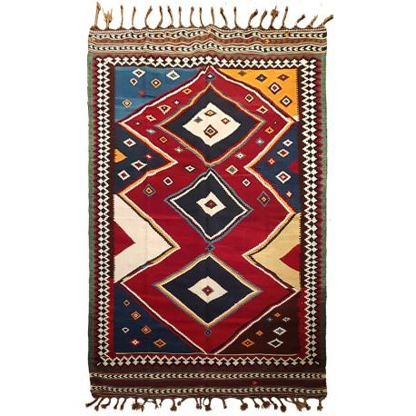 Iranian antique rug paris