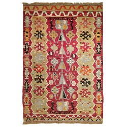 small antique rug