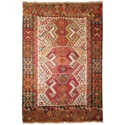 small antique rug paris