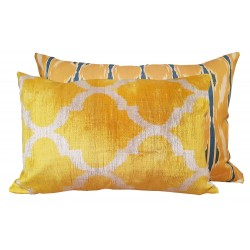yellow cushions paris
