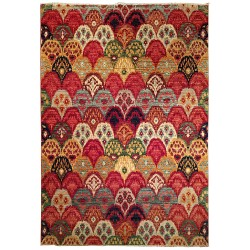 Hand-knotted rug paris