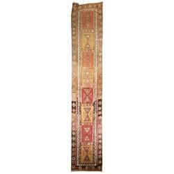 antique corridor rug paris