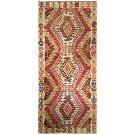 Oversize antique rug