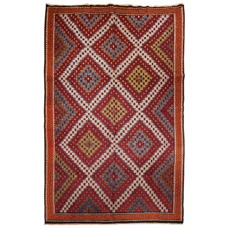 big antique rug