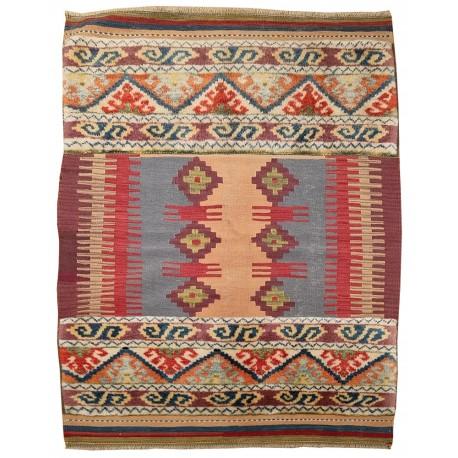pastel colors rug
