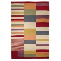 Color rug kilim