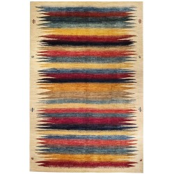 Hand-knotted new rug - Contemporary pattern