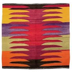 square rug paris