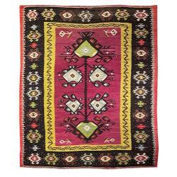 Antique carpet Paris Kilim