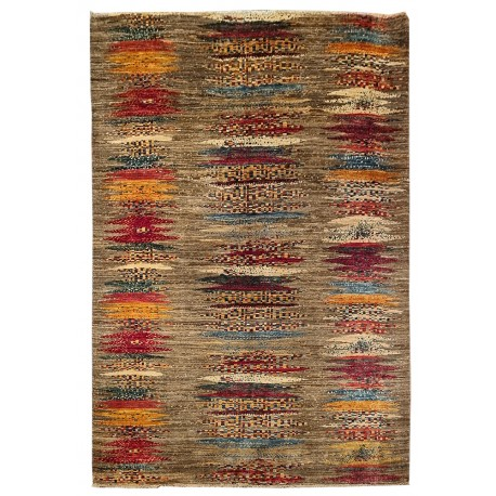 Hand-knotted new rug Contemporary  Design