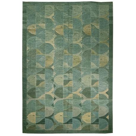 carpet fish blue